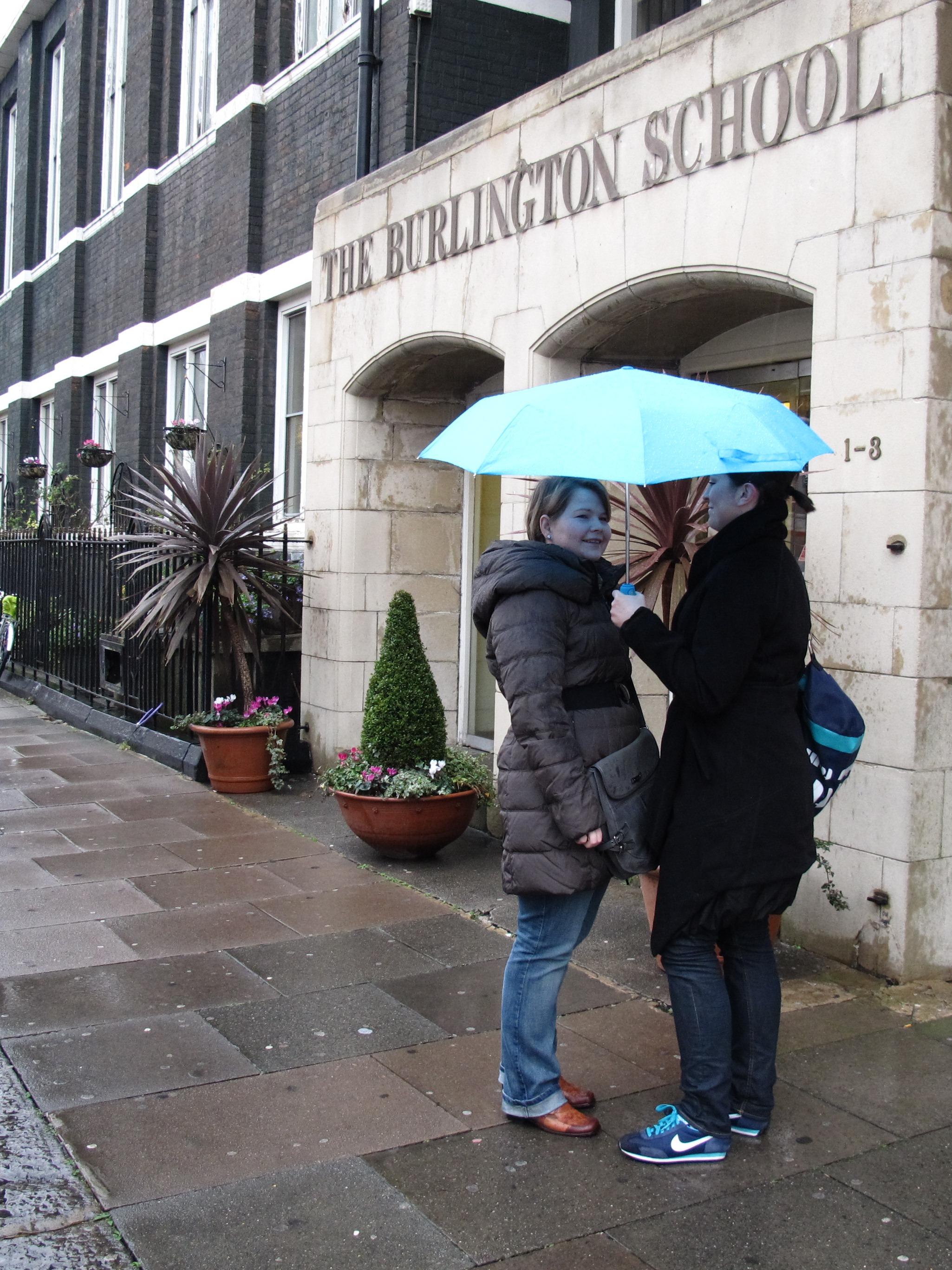 kursy językowe w Londynie w ofercie szkoły The Palms