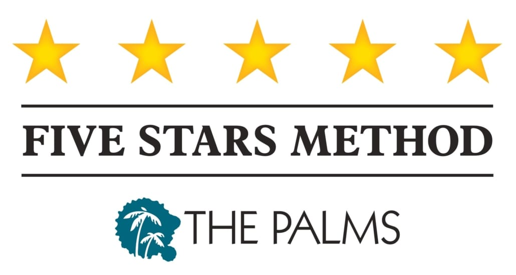 The Palms stworzyła autorską metodę Five Stars Method